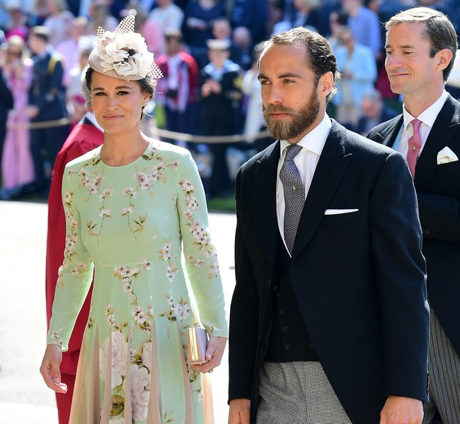 James Middleton: Who Is Kate And Pippa's Younger Brother