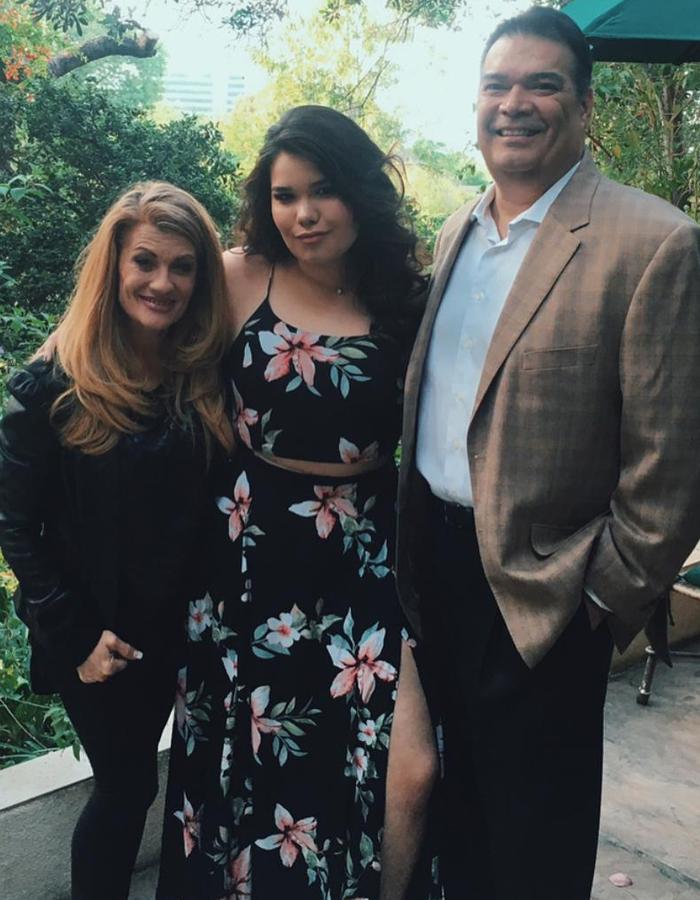 Demi Lovato family