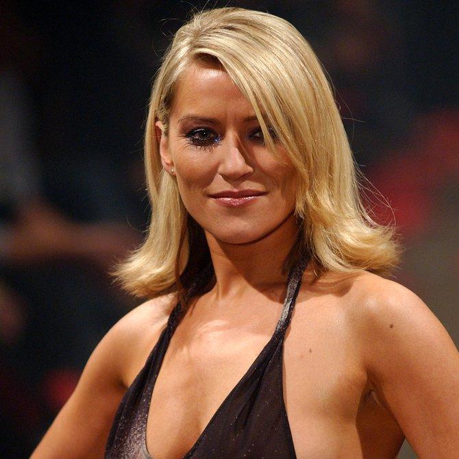 MARCY: Gillian taylforth boob