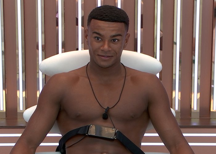 Love Island Wes Nelson