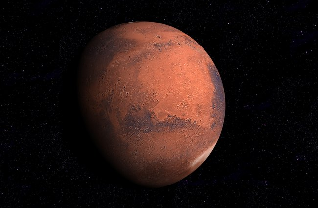 Huge water 'lake' under surface of Mars