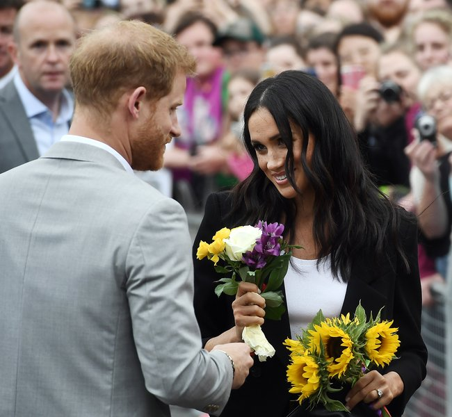 Thomas Markle: 'Maybe it would be easier for Meghan if I died'