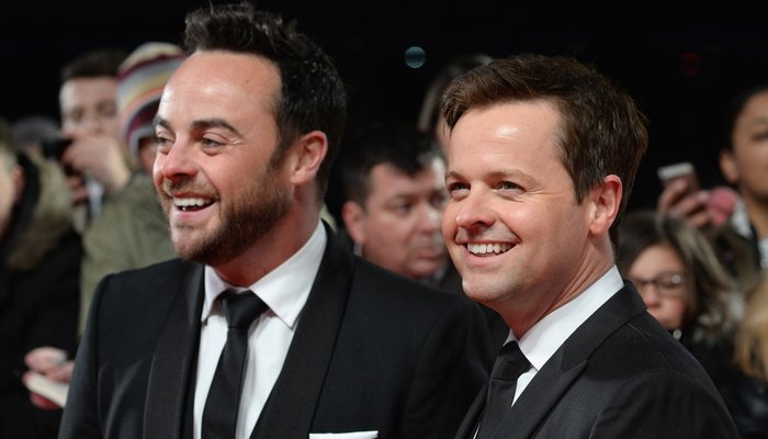 Ant McPartlin 2018 net worth revealed