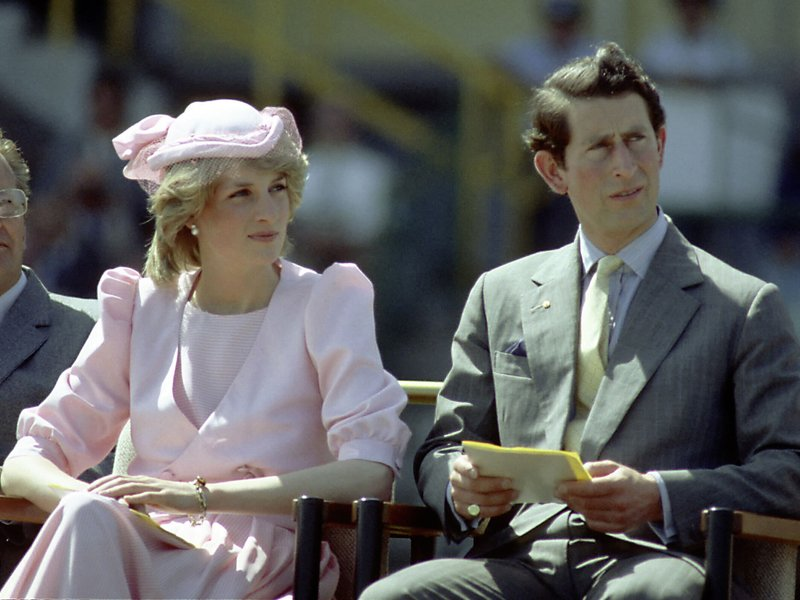 Princess Diana And Prince Charles Became Engaged In 1981 Credit