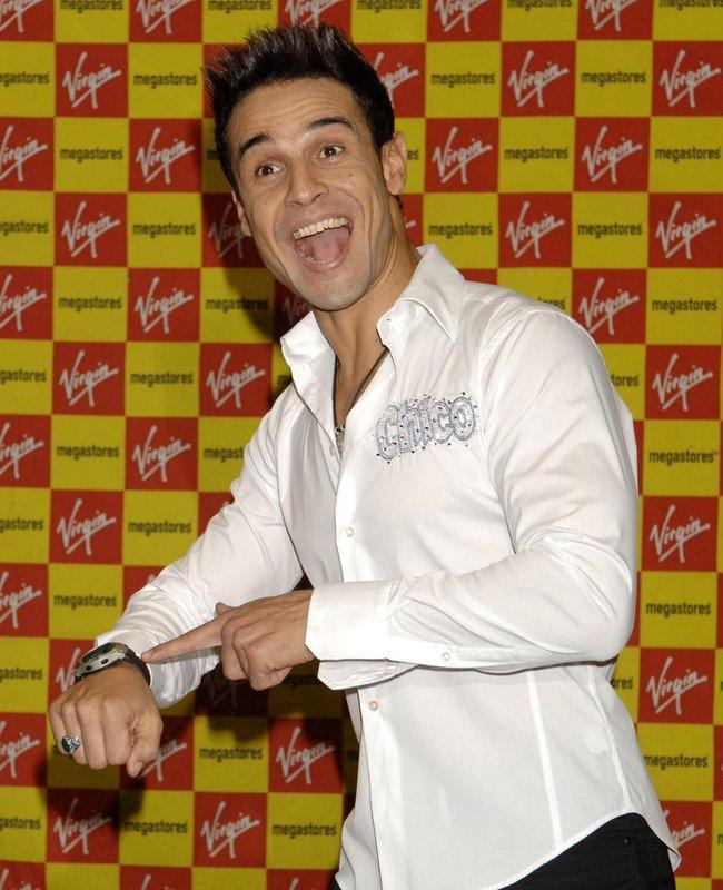 Former X Factor hopeful Chico suffers stroke