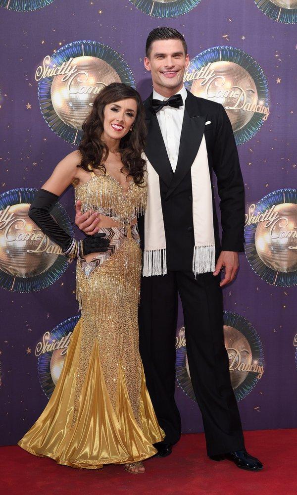 Strictly Come Dancing Janette Manrara And Aljaz Skorjanec Marriage
