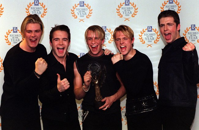 Westlife announce comeback with reunion tour and Ed Sheeran song