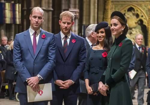 Prince Harry and Prince William split households over royal family row